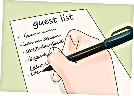 Planificació de la festa