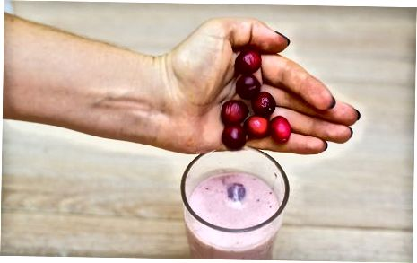 Cranberry sosidan foydalanish