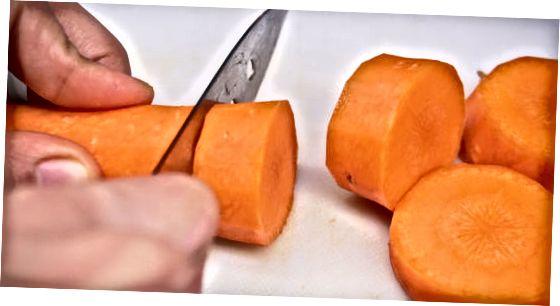 Солодка і гостра морква