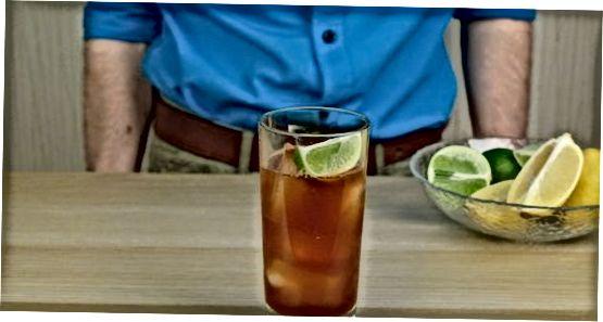 Verwendung von Bacardi Limon in Cocktails