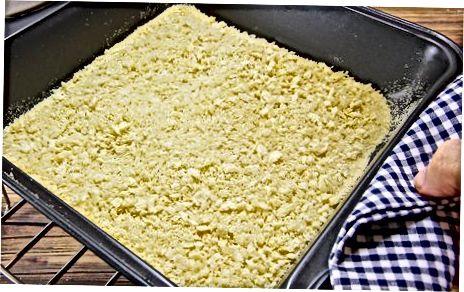 Обробка та випічка паніркових сухарів
