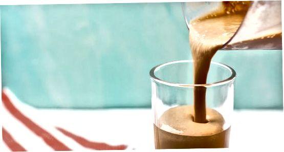 Shokoladli Milkshake