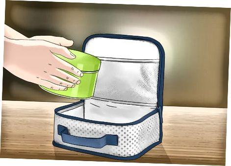 Paketimi i ushqimeve të ngrohta dhe të ftohta së bashku