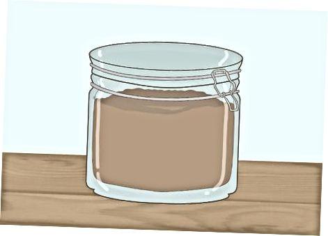 Мљевење сухих гљива за чај