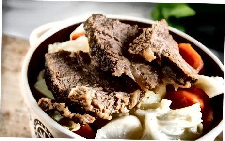 Nápady na použitie vareného hovädzieho mäsa