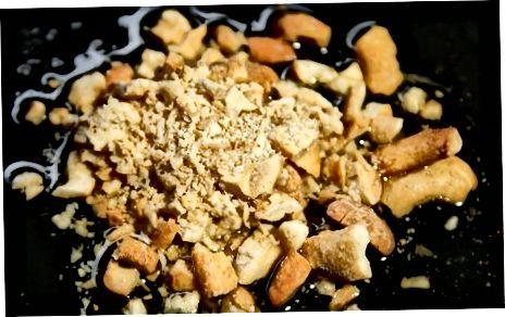 Kokos gebakken rijst maken met ananas