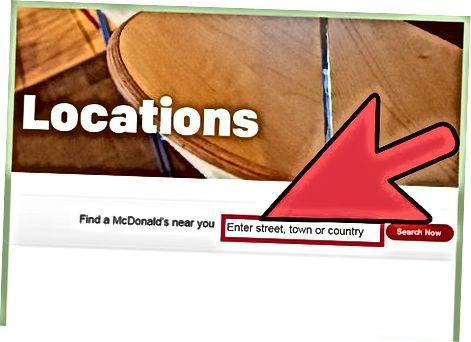 McDonald's bilan bog'lanish