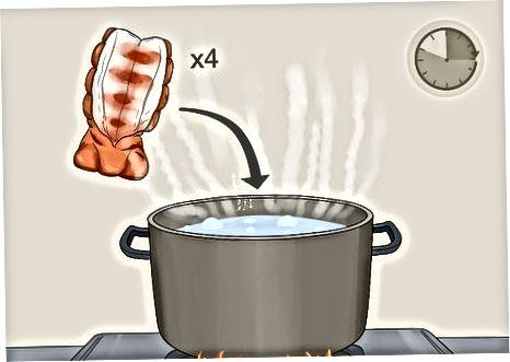 Кухани репови јастога са бибер маслацем