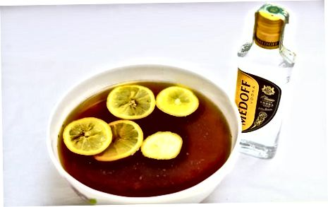 Fazendo Earl Grey Lemon Vodka Punch