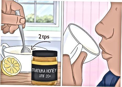 Marrja e mjaltit Manuka si një shtesë