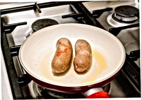 Hot Doglarni pishirish