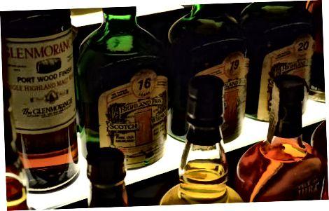 Verbesserung des schottischen Trinkerlebnisses