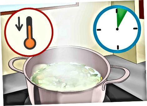 Sauerampfer Suppe machen