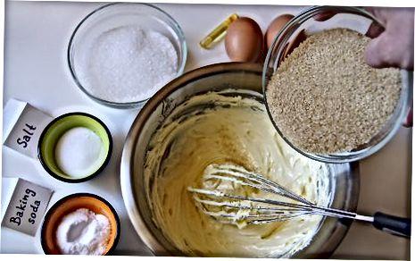 Doldurma və tortlar hazırlamaq