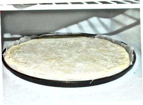 Pizza xamirini muzlatish