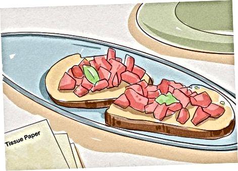 Alimentació dels vostres convidats