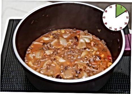 Baigti sriubą