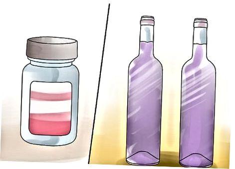 Den Wein gären