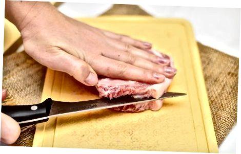 Прављење хлебних телећих трака