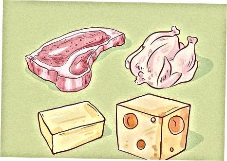 Vrednotenje vsebnosti maščob