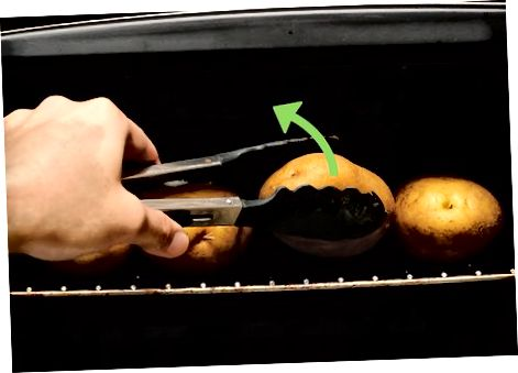 Bulvių kepimas