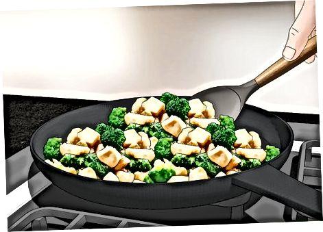 Испробавање техника кувања са мањом масноћом