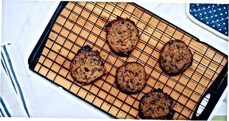 Veganistische zuivel- en eivrije chocoladekoekjes maken