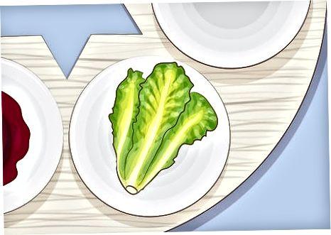 Krijimi i një pllake Vegan Seder