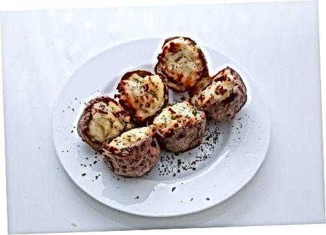 Приготування двічі запеченої картоплі
