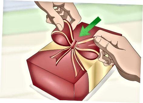 Papuošime šokolado dovanų dėžutes
