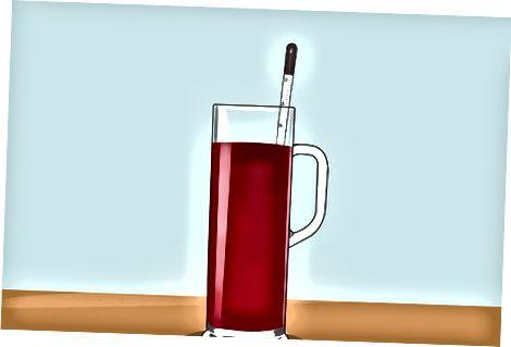 Şərabınızın potensial alkoqolunu yaratmaq