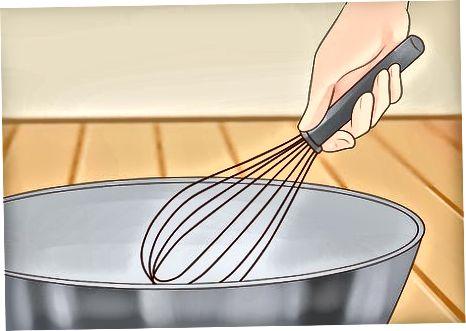 Slagroom met de hand