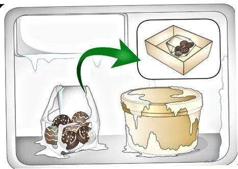 Neišmeskite supakuotų šokoladų