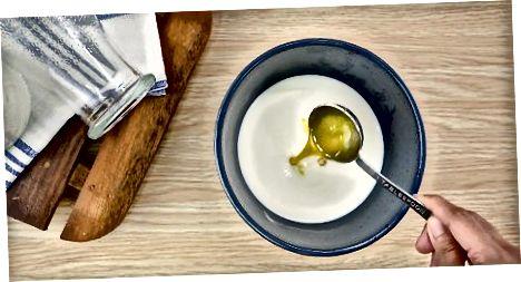 Elaboració de crema gruixuda