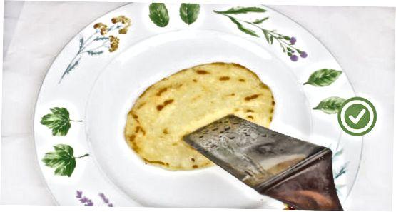 Cozinhando os Huaraches