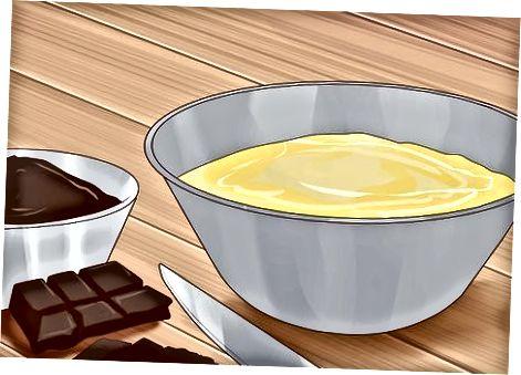 Chocolade Chantilly Cream