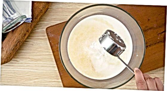 ホイップクリームを作る