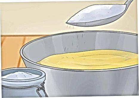 Veganistische Chantilly Cream