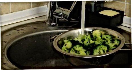 Кување брокуле