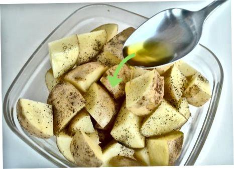 Bratkartoffeln machen