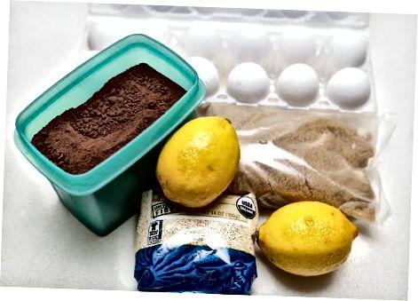 Kvinoa täiendamine teiste koostisosadega