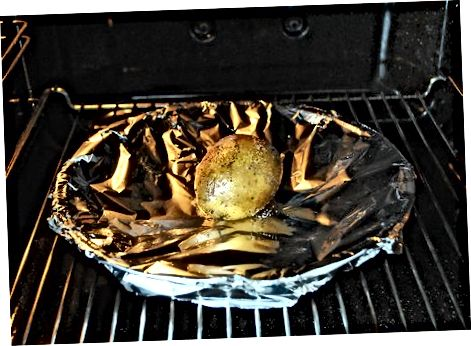 Backkartoffeln herstellen