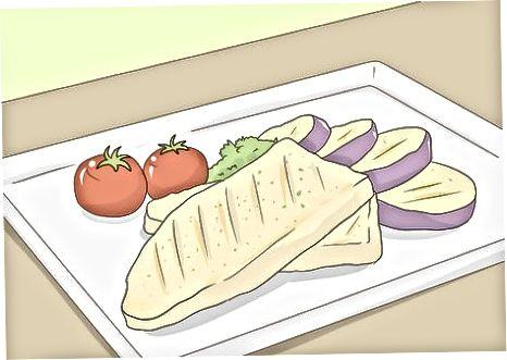 Ushqimi mirë në një shuplakë