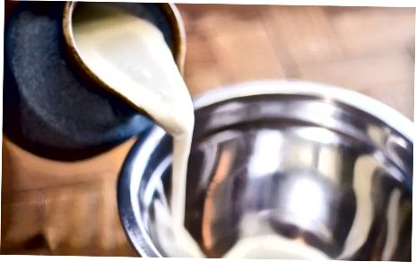 Vanil o'rik kremi