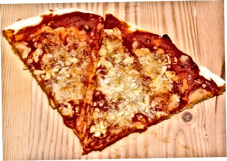 Topping og matlaging av din pizza