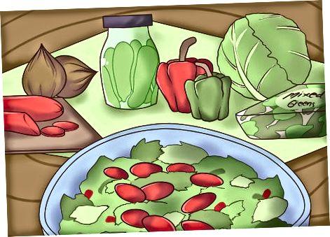 Fazendo outros pratos