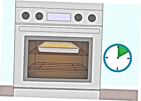 Das Maisbrotdressing kochen