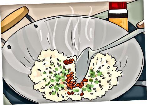 Оздоблення рисом