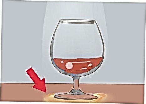 Cognac Straight genießen