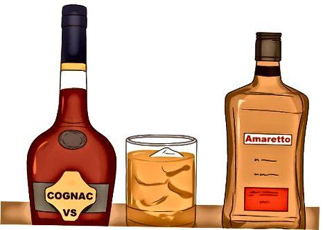 Cognac mischen